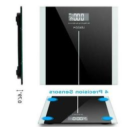 400LB LCD Digital Body Weight Bathroom Scale Tempered Glass