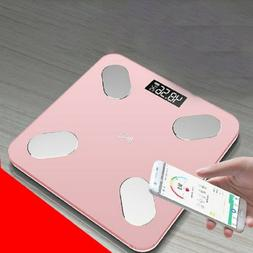 Bathroom Body Scales Accurate Smart Electronic Digital Weigh