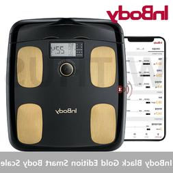 InBody Black Gold Edition Smart Scale Body Fat and Muscle Co