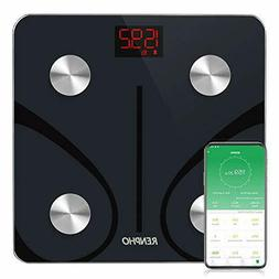 RENPHO Bluetooth Body Fat Scale, Digital Weight Scale Smart
