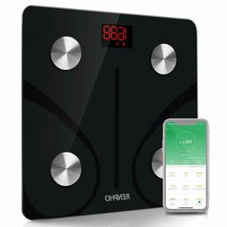 RENPHO Bluetooth Body Fat Scale - FDA Approved - Smart Digit