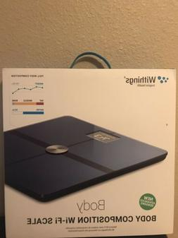 Withings Body+ Body Composition Wi-Fi Scale - Black