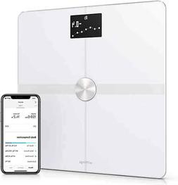 Withings Body+ Body Composition Wi-Fi Smart Scale with Smart