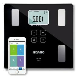 Body Composition Monitor and Scale with Bluetooth® Connecti