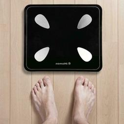 Body Weight Fat Scale LCD Digital Intelligent Bluetooth Hous