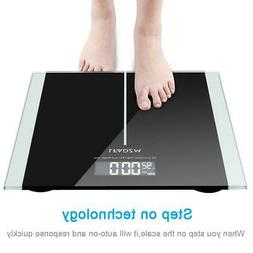 Digital Body Weight Scale 396lb 180kg LCD Bathroom Scales Te