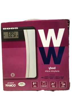 Weight Watchers Glass Body Analysis Scale Bedding
