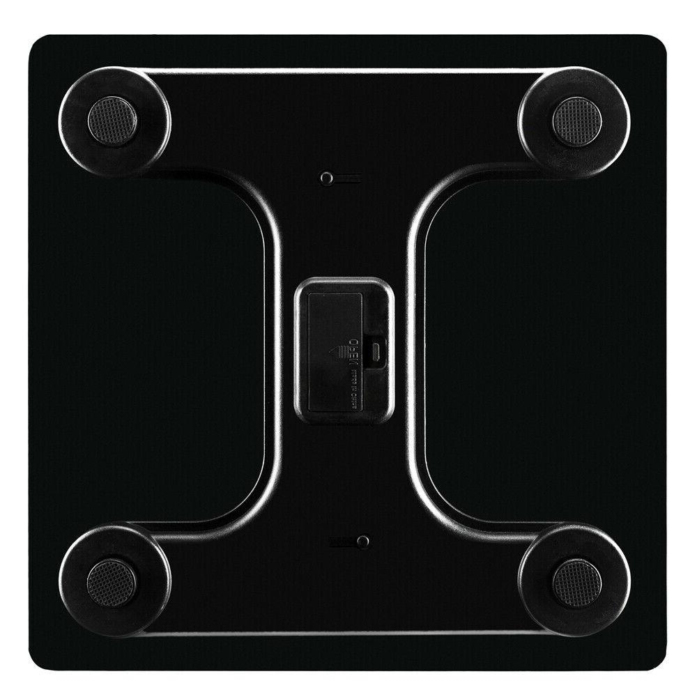 397lb Bathroom Scale Tempered Glass 2x