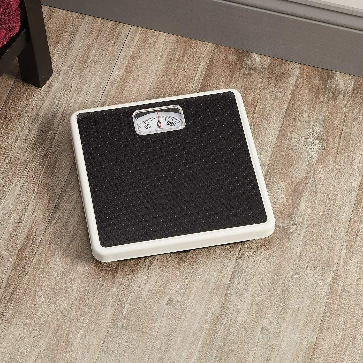 Bathroom Weight Scale Analog Scale Rotating