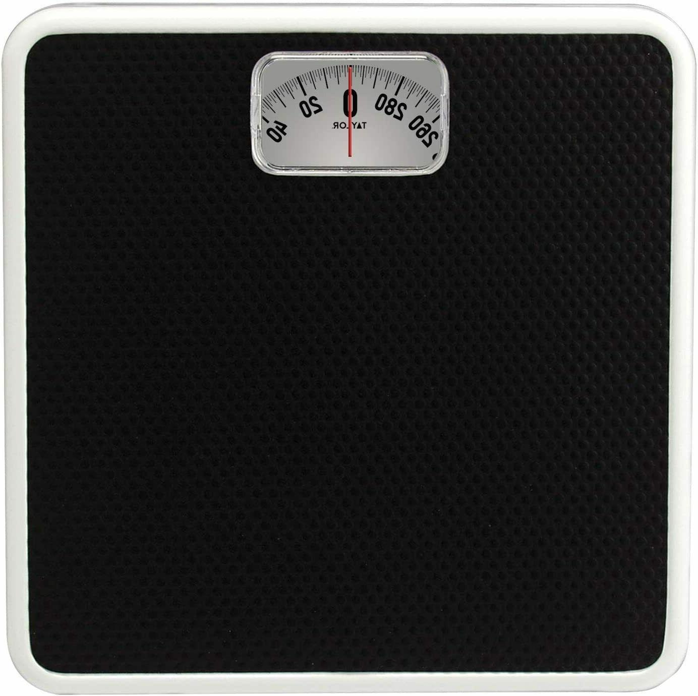 bathroom body weight scale analog mechanical manual