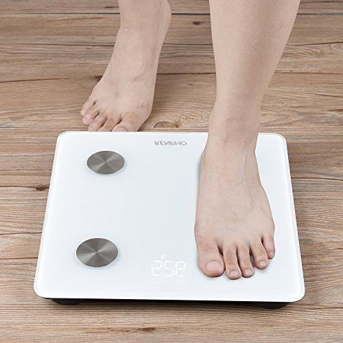 RENPHO Scale Scales BMI Body Monitor with