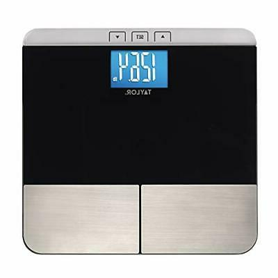 taylor body composition scale measuring body fat