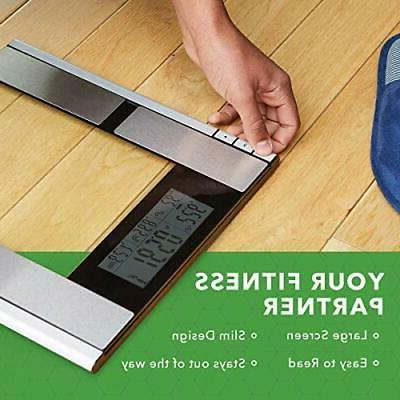 Vitagoods Form Fit Digital Scale and Body Fat,