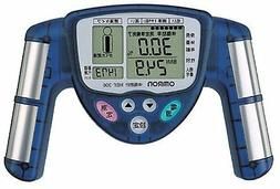 Omron body fat meter Composition & Scale HBF-306-A Blue Japa