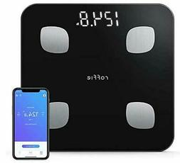 Roffie Body Fat Scale, Digital Smart Weight Body Scale Compo