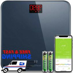 Rollifit Body Fat Premium Smart Scale with Fitness APP Body