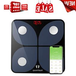 Scales for Body Weight Bathroom Weight Scale Smart Wireless