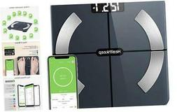 Scales for Body Weight Healthkeep Bathroom Scale Smart Wirel