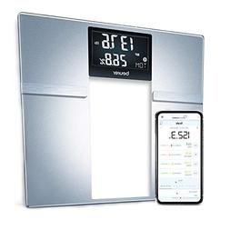 Beurer Bluetooth Body Fat Scale Smart BMI, User Recognition