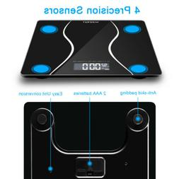 USA Smart Bathroom Scales Digital Weight and Body Fat Scale
